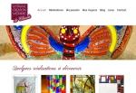 creation site internet artisan vitrail angers
