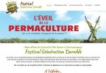 creation site internet festival culturel bernay