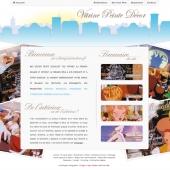 creation site internet artiste peintre rouen