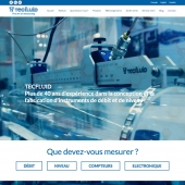 creation site internet entreprise industrielle cergy pontoise