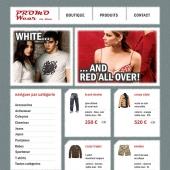 creation site internet pret a porter rouen
