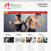 creation site internet salle sport yvetot