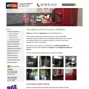 creation site internet entreprise renovation rouen