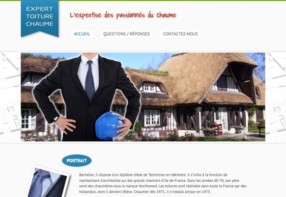 creation site internet expert chaume rouen